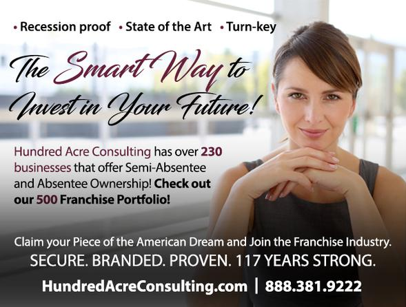 Invest in your future with Hundred Acre Consulting ad