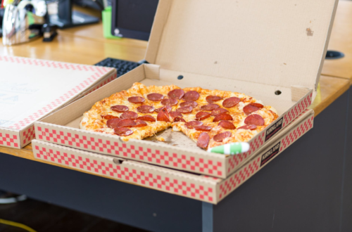 How delivery services are impacting food franchises