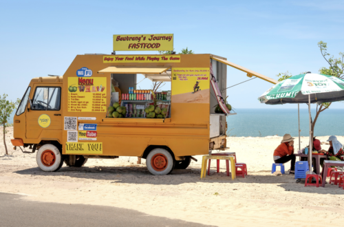 mobile franchising with a food truck